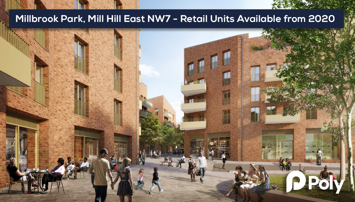 News: Forty to provide development consultancy and leasing services at Millbrook Park development